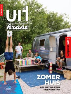 Cover Uitkrant juli